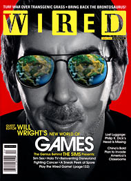 April WIRED Magazine