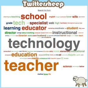 Tweetsheep Tag Cloud