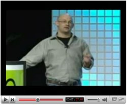 Picture of Clay Shirky Video