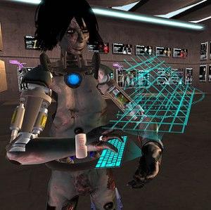 Cyberpunk Picture