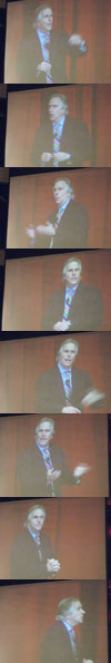 Henry Winkler at the NYSSBA Conference 2007