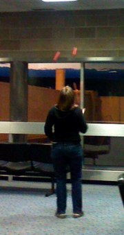 Juggling in the Airport