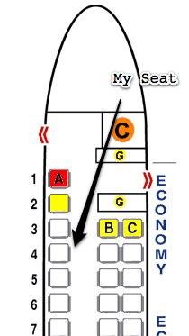Seat 4A
