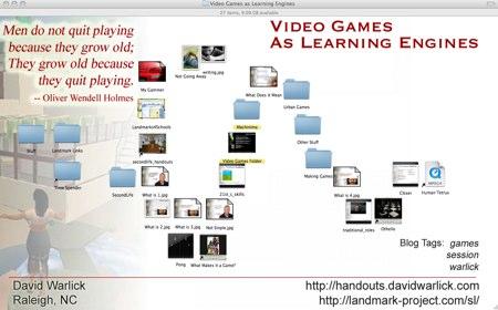 Picture of presentation Folder