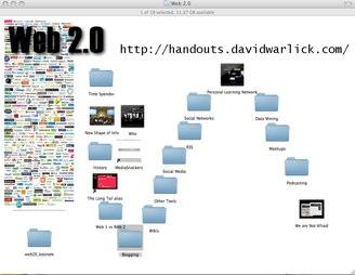 Web 2.0 Workshop Window
