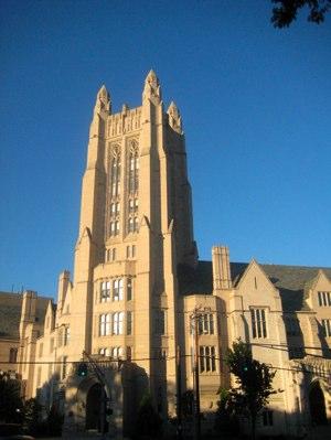 Yale...