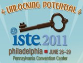 See you at ISTE 2011 in Philadelphia