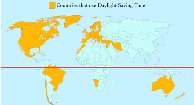 Daylight Savings Time Explained