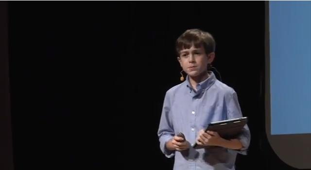 Amazing young app developer