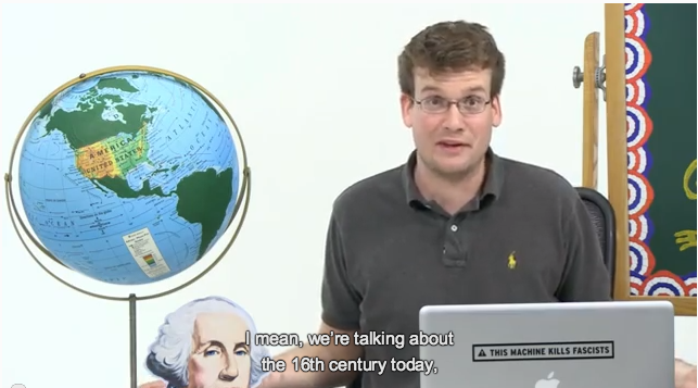 Crash Course: US History