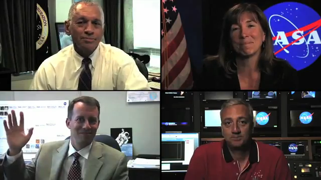 NASA answers questions about the future of space travel.